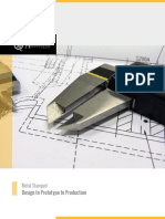 Understanding Metal Stamping- Design to Prototyping to Production
