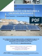 Workshop Dessalinização com Renováveis - Faro 26 Fev 2010 - Programa