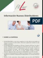 Información Nuevos Distribuidores 2018