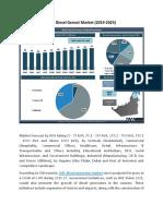 UAE Diesel Genset Market (2019-2025)