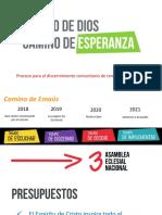 Proceso Discernimiento Iglesia en Chile