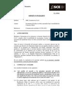 Opinión OSCE 079-12-2012 - Incremento Del Plazo de Obra en Concurso Oferta