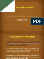 Crecimiento Económico 1 - PC2