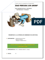 Auditoria de Gestion Financiera