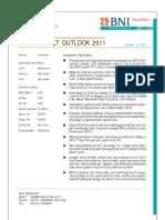 Bond Market Outlook 2011