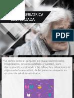 asistencia geriatrica sectorizada