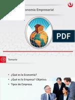 1º Sesión Economía Empresarial