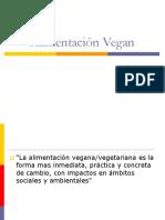 Presentacion Vegan 2012