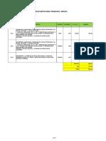 Cotizacion Drywall Torre a y b Tapas de Registros. Actualizado