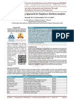 Machine Learning Approach for Employee Attrition Analysis