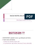 RACUN BIOTIS ATAU BIOTOKSIN.pptx