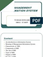 Management Information System Final