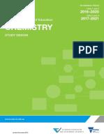 Chemistry VCE