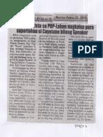 Police Files, June 25, 2019, Mga kongresista sa PDP-Laban nagkaisa para suportahan si Cayetano bilang Speaker.pdf