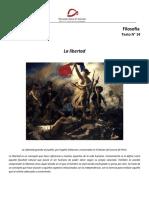 Texto 14 y 15 - La Libertad