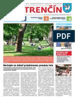 INFO Trenčín - júl 2019