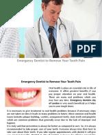 Dentist in City of London