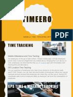 GPS Timesheet App