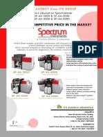 Flyer AAS Spectrum Instruments