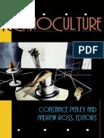 (Cultural politics) Constance Penley, Andrew Ross (editors) - Technoculture-University of Minnesota Press (1991).pdf