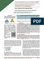 Sentiment Analysis of Feedback Data