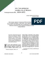 Suárez de La Torre - Primeras Empresas Editoriales en México