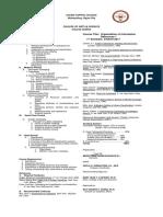 LIS 105 Course Outline