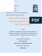 Effect of Sodium Chloride
