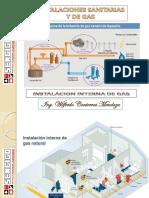 Instalacion Interna de Gas