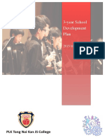 3-Year School Development Plan 1516-1718