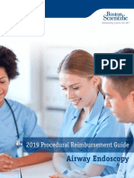 2019 Airway Endoscopy Procedural Reimbursement Guide
