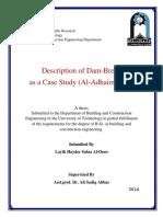 Description of Dam-Break