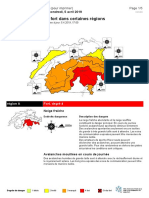 Bulletin d'Avalanche Du 6.4.2019