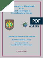 JIACG Handbook