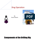 Drilling Operation