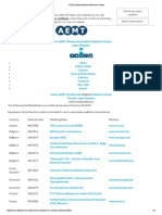 ATEX Notified Bodies Reference Table