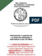Trafico de Personas en El Marco Juridico Argentino