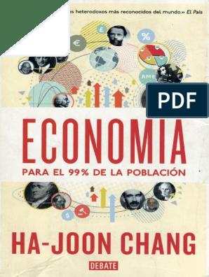 Economia Para El 99 Por Ciento De La Poblacion Cap 1 Y 2 Pdf