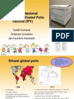 Kebijakan Nasional Introduksi IPV   Final + Evaluasi DKI Jakarta 2016