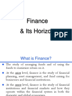 Finance and Horizon.ppt