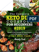 the Complete Keto Diet Cookbook for Beginners.Epub