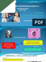 Demencia Con Cuerpos de Lewy- Exposicion