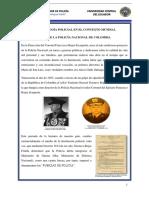 La Psicología Policial en El Contexto Mundial