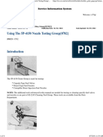 Media Search - SEHS7292 - Using the 5P-4150 Nozzle Testing Group{0782}