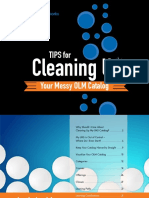 Cleaning Your OLM Catalog eBook