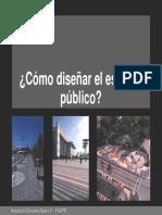 Como Diseñar Espacio Público GE