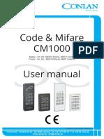 CM1000 Manual