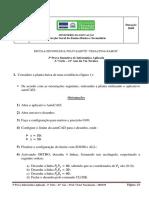 Teste AutoCAD_11º Ano_2019 (Este)