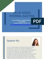 Annex 2 Process Audit