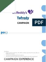 Tafredy Campaign 29-3-18